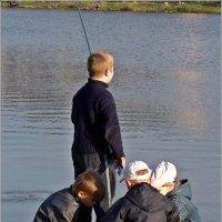 Диалоги о рыбалке :: Aquarius - Сергей