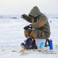 Сахалинский рыбак :: Владимир Артюхов