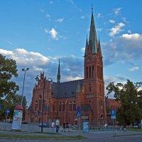 The Church in Torun :: Roman Ilnytskyi