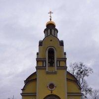 Храм Петра и Павла. :: Антонина Гугаева