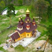 Храм в честь Святого Праведного Иоанна Кронштадтского :: Денис Штейн