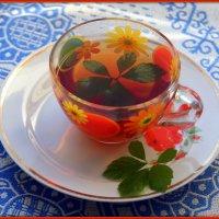 Пьем целебные чаи: это чай с гиностеммой пятилистной :: Андрей Заломленков