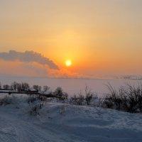 Закат. :: Валентин Деев