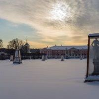Зимний сон :: Надежда Лаптева