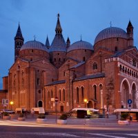 Св. Антоний на закате дня :: Виталий Авакян