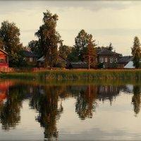 Там, где озеро :: Надежда Бахолдина