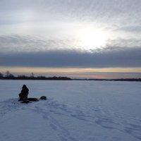 Время, проведенное на рыбалке, в счет жизни не идет.. :: Дмитрий Синявский