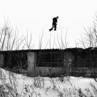 гуляющий мальчик :: Артемий Кошелев