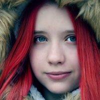 Холод... :: Виктория Корешкова