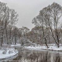 Зимний пейзаж. Фото 6. :: Вячеслав Касаткин