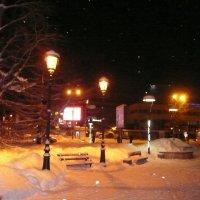 Зимний вечер :: Виктор