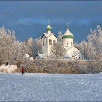 Зимушка-зима :: Ольга Хлуднева