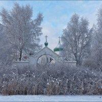 Зимние кружева :: Ольга Хлуднева