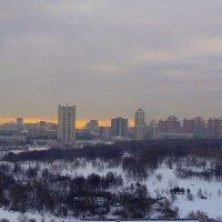 Утро на Юго-западе. :: Александр Атаулин