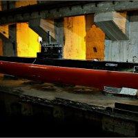 Подземный канал об*екта 825 ГТС :: Кай-8 (Ярослав) Забелин