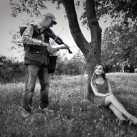 Поёт скрипка. :: Раскосов Николай