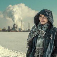 индустриальная зима.... :: Александр Александр