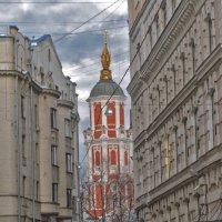 Кривоколенный переулок :: Ирина Шарапова