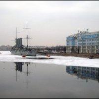 Что тебе снится крейсер Аврора... :: Валентина Харламова
