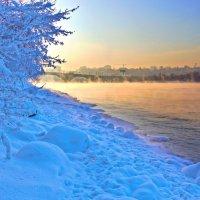 Ангарский берег :: Анатолий Иргл