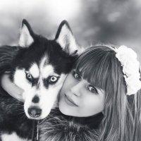 Зимняя пора :: Daria_Fox _