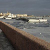 Вот такая зима... :: ii_ik Иванов