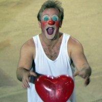 Сердце клоуна :: Полина Потапова