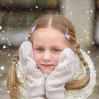 Зимняя история :: Виктория Дубровская