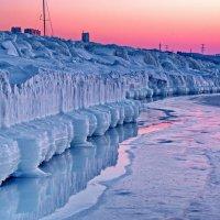 ледяная стена :: Ingwar