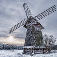 Мельница :: Alexandre Andreev