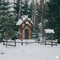 Снежная мельница :: Alexander Royvels