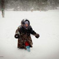 зима :: Елизавета Ск