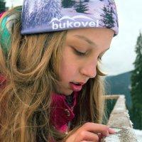 Дочь :: Виктория Бондаренко