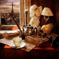 Окно в Париж :: Владимир Голиков