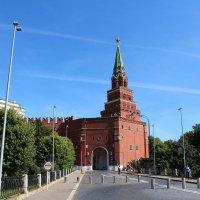 Боровицкая башня Московского Кремля. :: vadimka