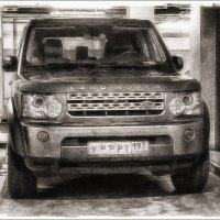 Land Rover :: марк