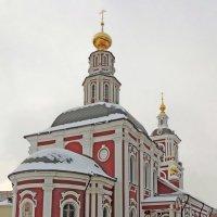 Церковь Алексия, митрополита Московского, в Рогожской слободе. :: Александр Качалин