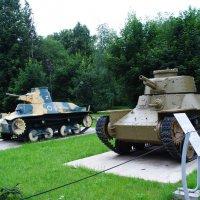 Японские танки.1941-1945.г :: Виктор ЖИГУЛИН.