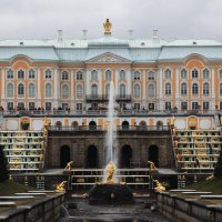 Большой дворец, СПб :: Мария