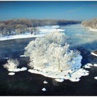Морозное утро :: Евгений Турков