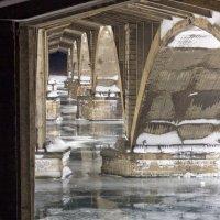 под мостом 2 :: Геннадий Свистов