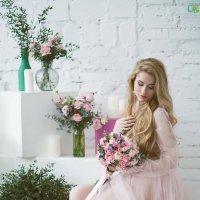 Цветочная стена :: Евгения Лисина