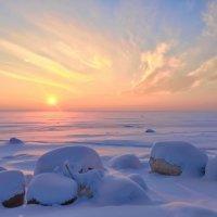 Закат на Финском :: Андрей Зайцев