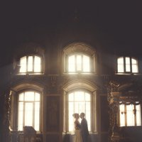 Венчание :: Лилия Винер