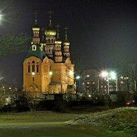 Храм в честь Спаса Нерукотворного :: Андрей Козлов