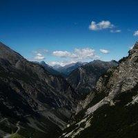 В горах :: сергей адольфович