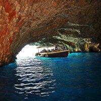 """К тайнам """"Голубой пещеры""""..... :: Александр Бойко"""