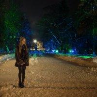 Портрет Ксюши Шабановой :: Женя Рыжов