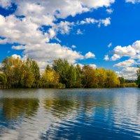 на  озере :: Александр Есликов