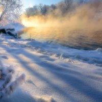 Рассветное возгорание...3. :: Андрей Войцехов